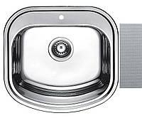 Кухонная мойка без крыла FABIANO 490X470 MICRODECOR