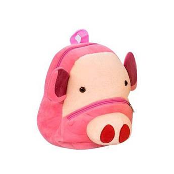 """Мягкий рюкзак """"Свинка"""" C31227"""