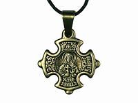 Нательный крест Валерия