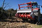 Мульчер лесной, измельчитель деревьев лесной измельчитель  TFVMF, фото 4