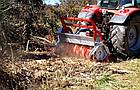 Мульчер лесной, измельчитель деревьев лесной измельчитель  TFVMF, фото 6