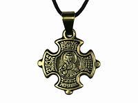 Нательный крест Леонид