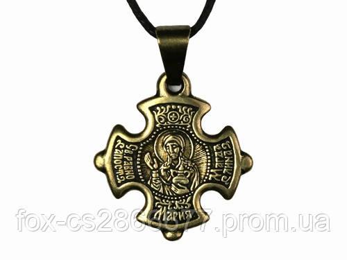 Нательный крест Мария