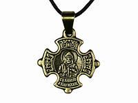 Нательный крест Кирилл
