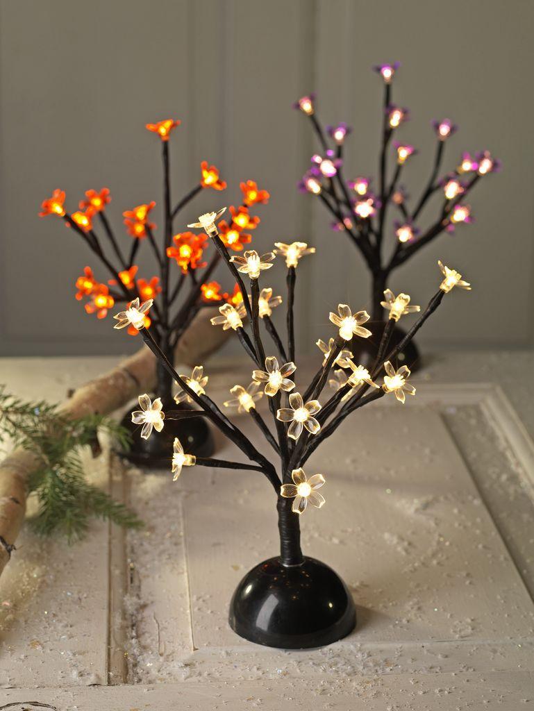 Новогоднее дерево-гирлянда 20 LED