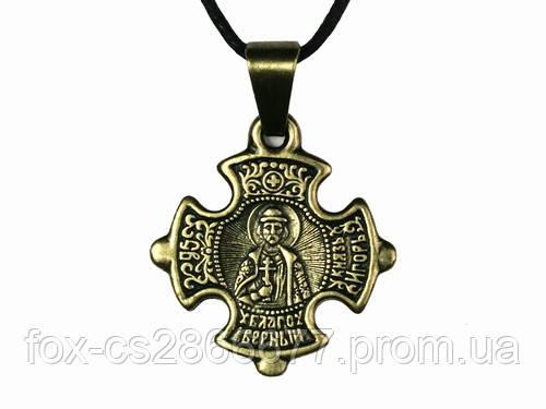 Нательный крест Игорь