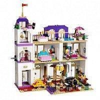 Конструктор Френдс BELA Гранд-отель 1585 деталей (аналог LEGO Friends 41101)