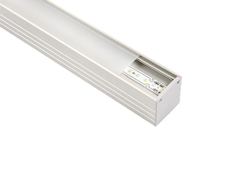 INF LED-1500: 50W 5000Lm линейный LED-светильник (64х63х1500мм)