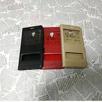Кожаный чехол книжка Momax для Meizu (Мейзу) M5 Note