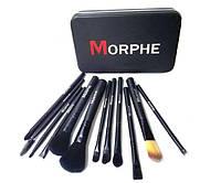 Набір пензликів для макіяжу Morphe 12в1, фото 1
