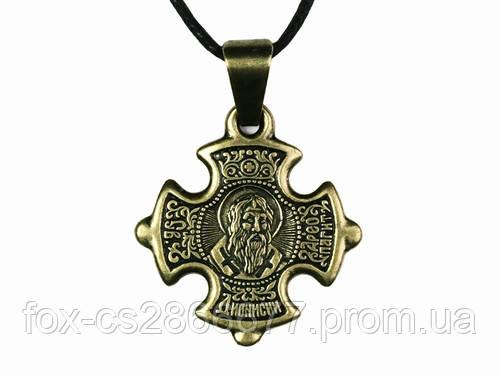 Нательный крест Денис