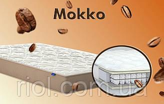 Матрас с блоком независимых пружин от MatroLuxe Мокко
