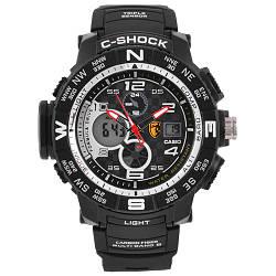 Часы наручные C-SHOCK GPW-2000 Black-Silver