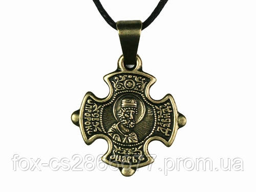 Нательный крест Давид