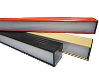 INF LED-2000: 60W 7200Lm линейный LED-светильник (64х63х2000мм)