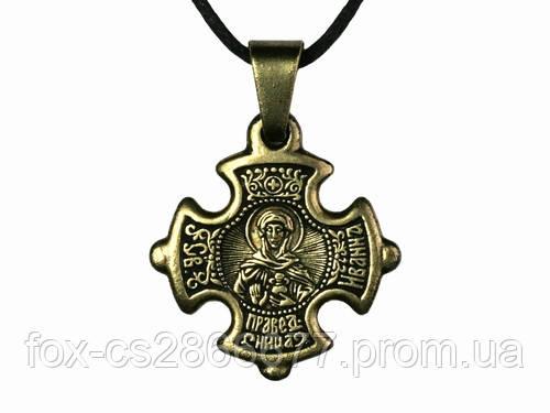 Нательный крест Иоанна Яна Жанна