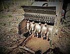 Мульчер лесной (лесной измельчитель), измельчитель пней  Deconditioner, фото 3