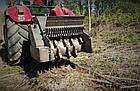 Мульчер лесной (лесной измельчитель), измельчитель пней  Deconditioner, фото 7
