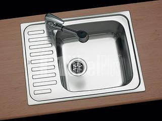 Кухонні мийки з нержавійки