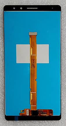 Модуль (сенсор + дисплей) для Huawei Mate 8(NXT-L29A/NXT-L09) коричневий, фото 2