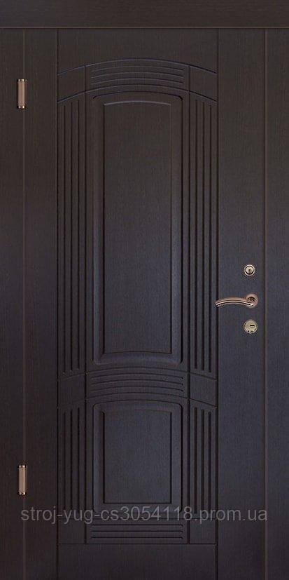 Дверь входная металлическая «Люкс», модель Пассаж, 850*2040*70