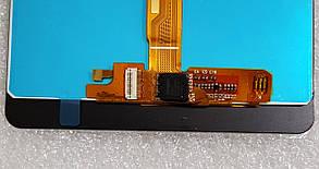 Модуль (сенсор + дисплей) для Huawei Mate 8(NXT-L29A/NXT-L09) сірий, фото 2