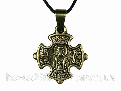 Нательный крест Глеб