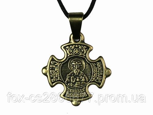 Нательный крест Владислав
