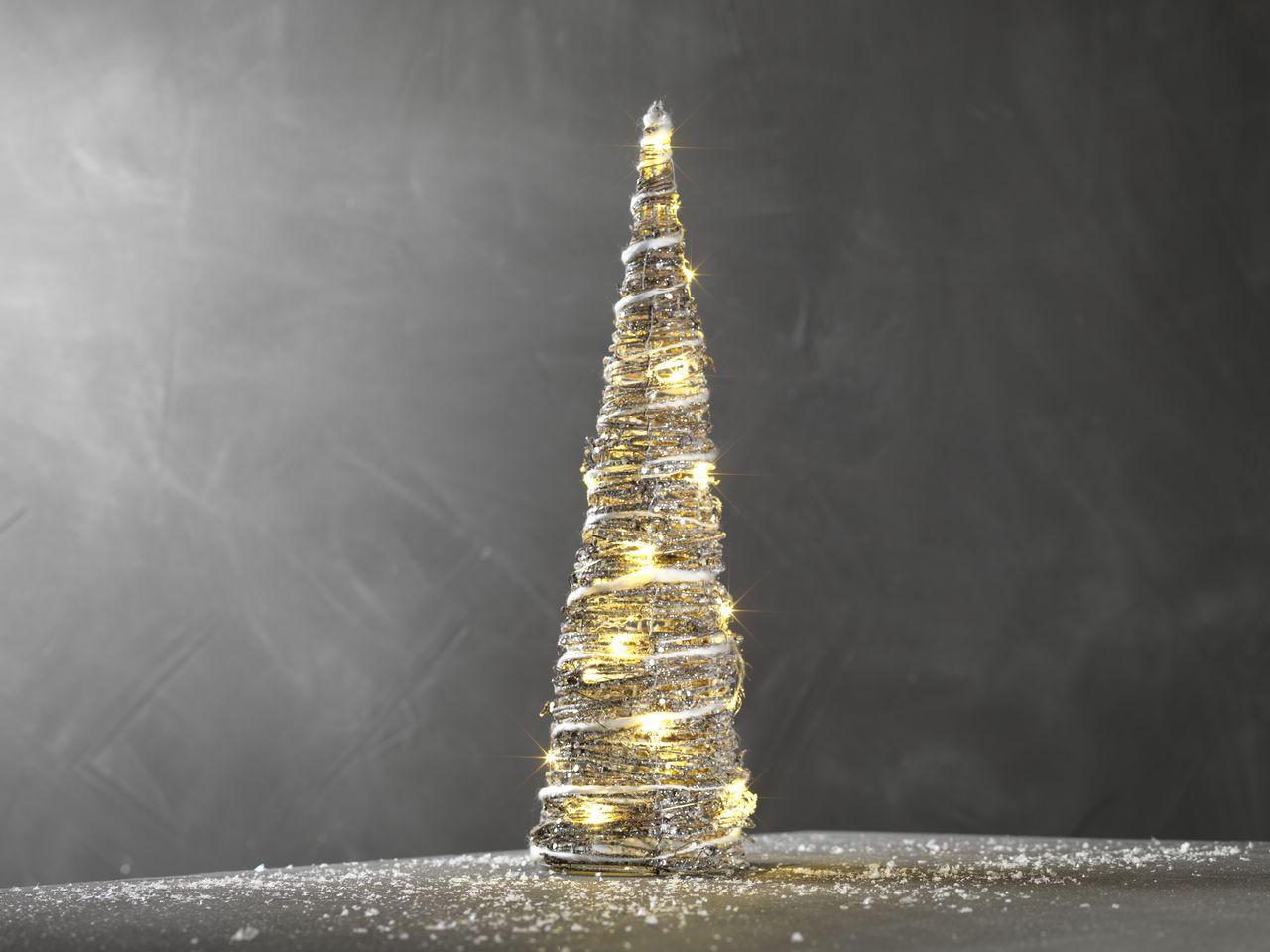 Светильник елка 20 LED 45 см