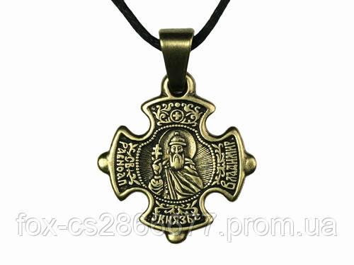 Нательный крест Владимир