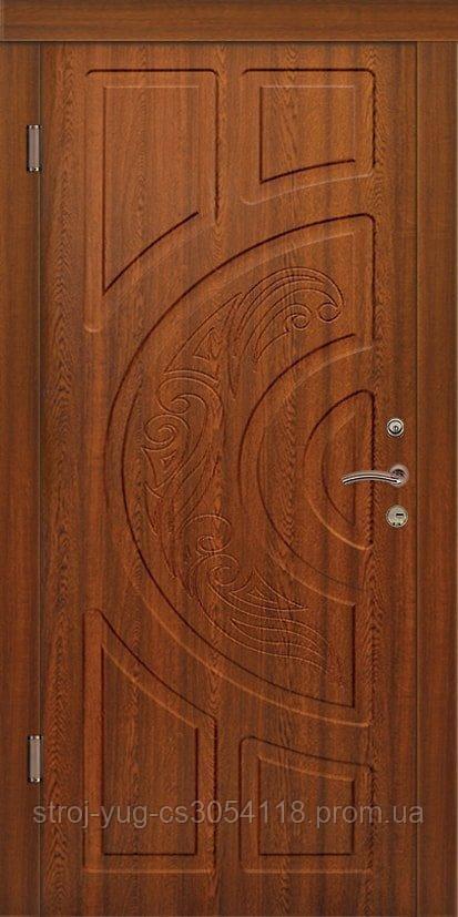 Дверь входная металлическая «Люкс», модель Рассвет, 850*2040*70