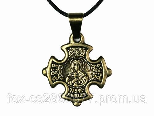 Нательный крест Дарья