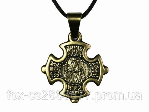 Нательный крест Нина