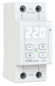 Реле напруги ZUBR D2–50