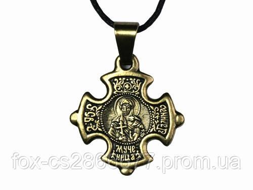 Нательный крест Галина