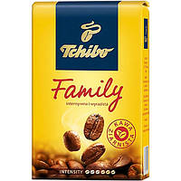 Кава натуральна мелена Tchibo Family 250 г