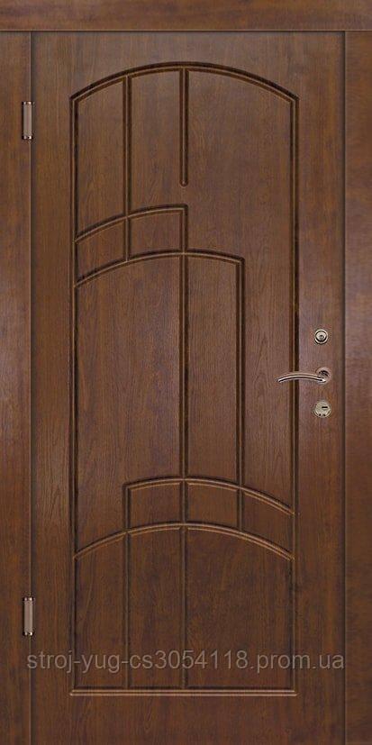 Дверь входная металлическая «Люкс», модель Сиеста, 850*2040*70