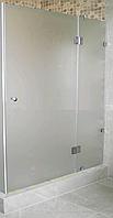 Душові двері матові Just  120см