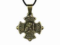 Нательный крест Борис