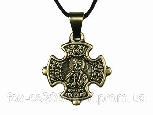 Нательный крест Богдан