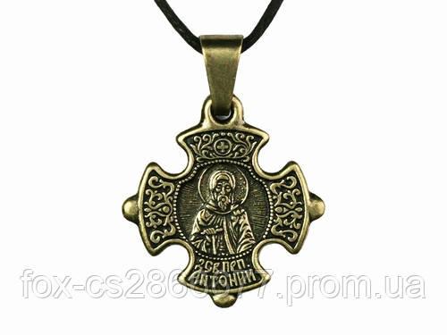 Нательный крест Антон
