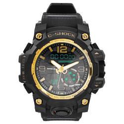 Часы наручные C-SHOCK GG-1000B Black-Gold, Box