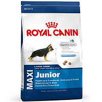 Royal Canin dog MAXI JUNIOR 4кг