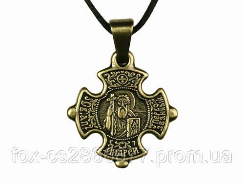 Нательный крест Андрей