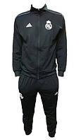 Детский футбольный костюм Реал Мадрид (тренировочный), сезон 2018-2019