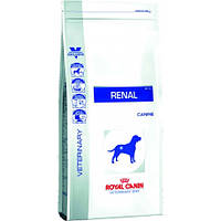 Royal Canin dog RENAL CANINE 14кг