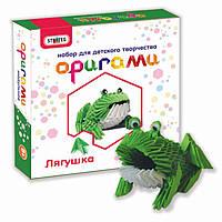 Творчество Модульное оригами Лягушка орігамі Стратег Strateg, 203-12 002434