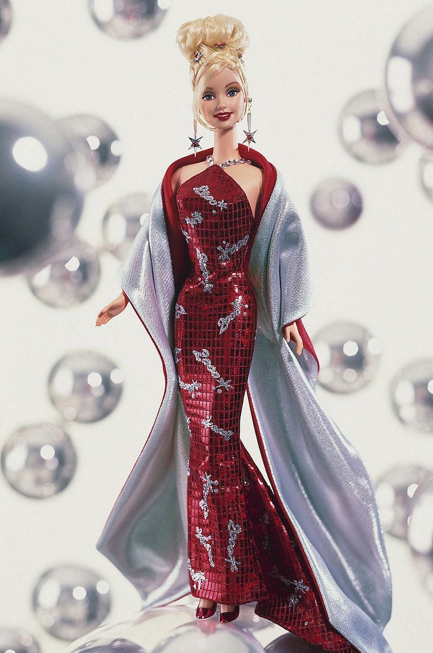 Лялька Барбі колекційна Святкування 2000