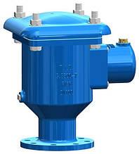 Воздушный клапан аэрационный двухкамерный T.I.S service (Италия) E061 TIS DN50 PN16 (ДУ50 РУ16) ТИС