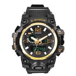 Часы наручные C-SHOCK GWG-1000A Black-Gold, BOX